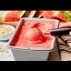 На това му викам аз евтинджос - разхлаждащ сладолед от диня за без пари! 3 продукта и ти е вкусно в жегите: