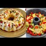 Отнема точно 5 минути: Просто залей с крем нарязаните плодове и бисквити! Получаваш блаженство: