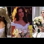 Най-красивите сватбени рокли в киното (Снимки):