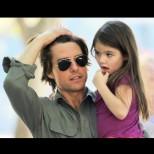 Дъщерята на Том Круз вече е на 15 и е невероятна красавица - копие на родителите си! (Снимки):