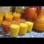 Домашен ВИТАМИН за цялото семейство: 3 портокала, моркови и имате запас за цялата седмица - вече не купувам скъпи сокове в магазина!
