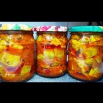 СТАРА селска салата от тиквички на баба. Просто приказно вкусно!