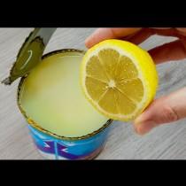 САМО консерва кондензирано мляко + 1 лимон! Украсявам на вкус и става малък шедьовър: