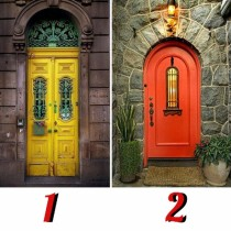 Казват, че вратата, която изберете ще посочи вашата Съдба! Е моята е точна!