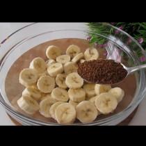 Разбийте бананите с кафе и се пригответе за нещо специално! Перфектният десерт: