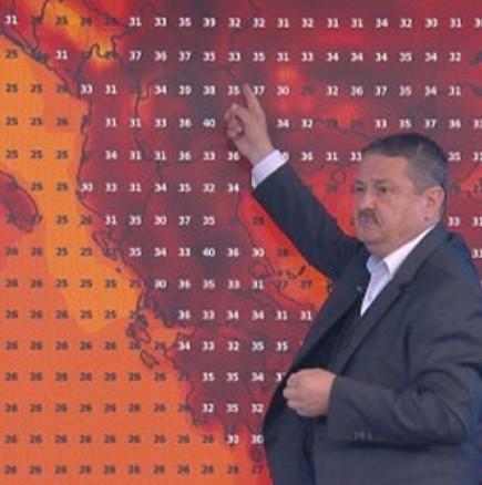 Проф.Георги Рачев: Внимание, код ЧЕРВЕНО! Живакът скача над 40 градуса, ето какво ни чака през август:
