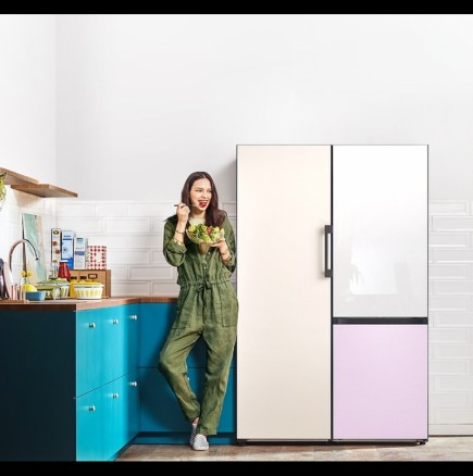 Нова ера в комфорта у дома – хладилник, създаден да пасва на всяко поколение и всеки лайфстайл