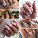 Маникюр в паяжина-Най-готините идеи за тенденции в изкуството на ноктите