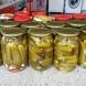 Хрупкави краставички за зимата-Студен метод: без оцет, без вряща вода, без захар