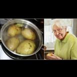 Тайната на картофената вода, която само баба знае!