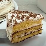 Палачинкова торта на тиган за нула време