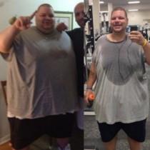 Мъж успя да свали над 200 кг и сега изглежда невероятно (Снимки):
