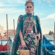Най-големите модни диви се разходиха във Венеция този уикенд: Парад на елегантността - вижда се веднъж в живота! (Снимки):