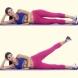7 упражнения, с които ще стегнете дупето си и ще стопите мазнините във вътрешната част на бедрата си