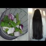 Индийска маска за коса до кръста три пръста дебела! Спира косопада от първата седмица!