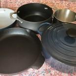 В какво да сготвя: петте най-БЕЗОПАСНИ и устойчиви видове съдове за готвене: