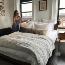 Никога не оправяйте леглото си веднага след събуждане!