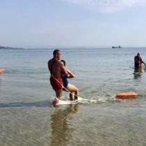 Трагедия в морето в Китен: Пуснах едното дете, за да мога да извадя другото!