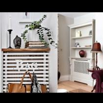 19 дизайнерски начина да скриеш грозния радиатор вкъщи - радост за окото (Снимки):