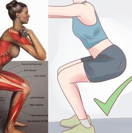 Отслабнете, укрепете мускулите, костите и сърцето: 1 упражнение за 5-7 минути на ден!