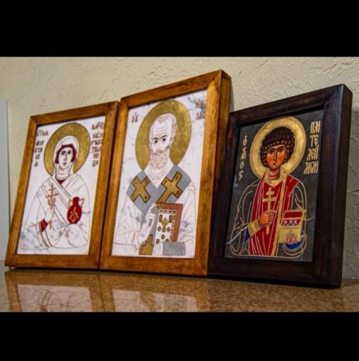 Ето какво символизира всяка икона и как да изберем подходящ светец-закрилник за дома си: