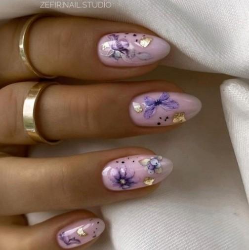 17 есенни красотийки за вашите нокти (снимки)