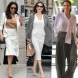 Библия на стила! 15 стилни ежедневни визии от Анджелина Джоли, които да повторим и ние (Снимки):