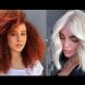 Модерни цветове в косите есен 2021 (Снимки):