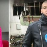 Две деца загинаха в пожар-Видео от пожара