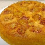 2 банана, 1 яйце, малко брашно и мляко и сладкишът е готов и то без печене във фурната