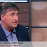 Веселин Маринов закъса сериозно