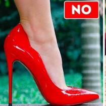 9 причини обувките ви да изглеждат евтини и покрай тях и вие (снимки)