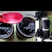 Най-вкусното и ароматно Сладко от грозде с МИНИМУМ захар САМО за 5 минути!