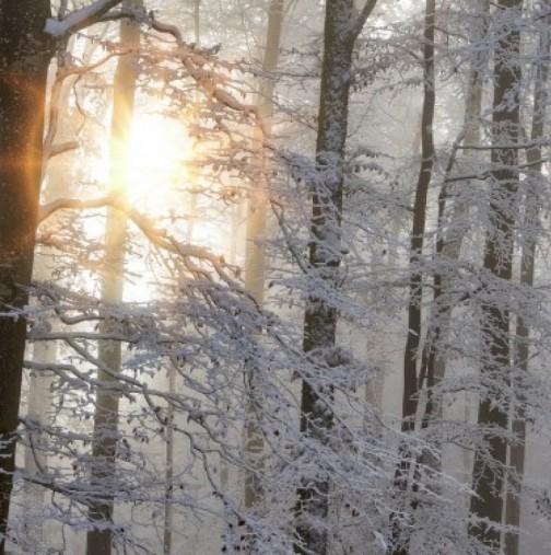 Първи сняг в София и оранжев код за 11 области на България