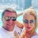 Много снимки от приказната почивка на Антония Петрова с мъжа й в Дубай (снимки)