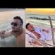 Коцето подлуди Мрежата с това видео от Малдивите (Видео):