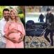Бременната Йоанна Драгнева купи бебешката количка на Кейт Мидълтън за два бона! (Снимки):