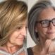 Красиви прически за дами над 50 (Снимки):