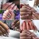 24 френски маникюра върху бадемови нокти- стилни идеи