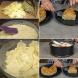 Френски невидим ябълков пай-С минимум брашно и много ябълки, канела и яйчен крем