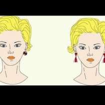 Как правилно да изберем обеци, според формата на лицето си