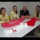 Най-дългата мартеница в света е изплетена от три русенски момичета