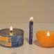 Ето от какво можете да си направите свещ, ако спешно ви потрябва и нямате подръка