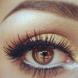 Правилният грим за дамите с кафяви очи (Видео)