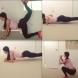 Упражнения за перфектно дупе ! - видео
