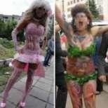 Абитуриентки, не се обличайте по този начин!