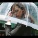 4 прически за дъждовни и ветровити дни