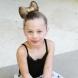Minnie Mouse прическа за деца - Видео