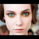 Как да подчертаете сините очи?