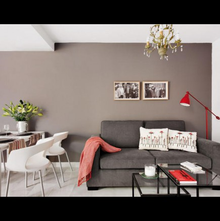 Как да направите малкия апартамент да изглежда по-голям?